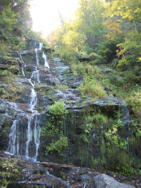 Waterfall - North Carolina