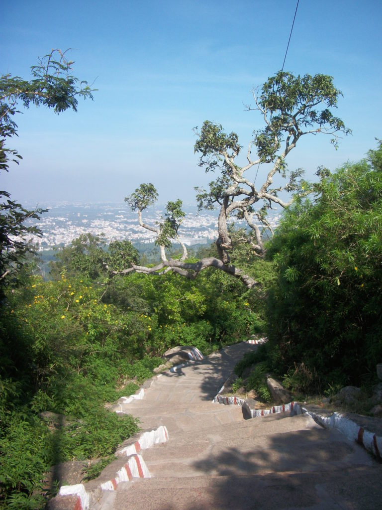 View from Chimundi Hill